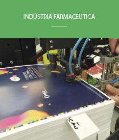 INDUSTRIA FARMACÊUTICA. Grafisol - Artes Gráficas